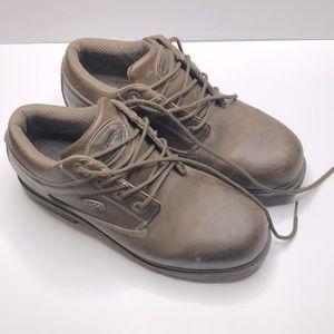 Like new lug ankle high boots size 11